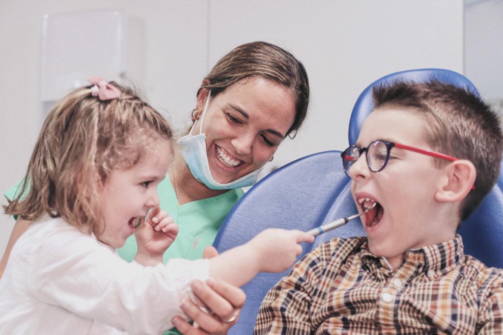 Clínica dental para niños en Valladolid